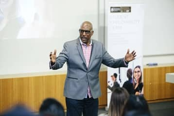 Eric Bailey: Motivational Speaker Brisbane