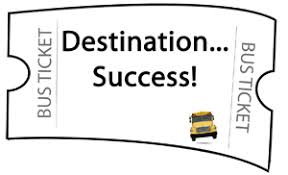 Destination Success, Motivation Driving the Bus